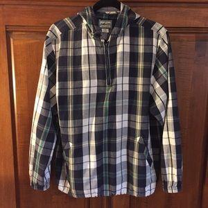 PENDLETON | Originals Men's Hooded Quarter Zip L